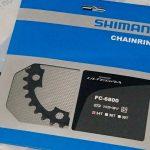 FC-6800 チェーンリング交換